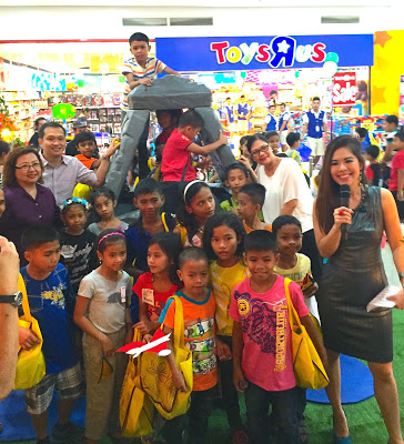 ROBINSONS PLACE LIPA EMCEE-marylaine-louise-lagran-viernes